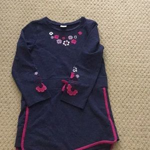 Gymboree sweatshirt lightweight dress.